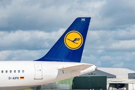 PPE aiuta Super Star di Lufthansa a volare di nuovo