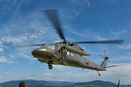 Risposta rapida sui componenti del Black Hawk Sikorsky