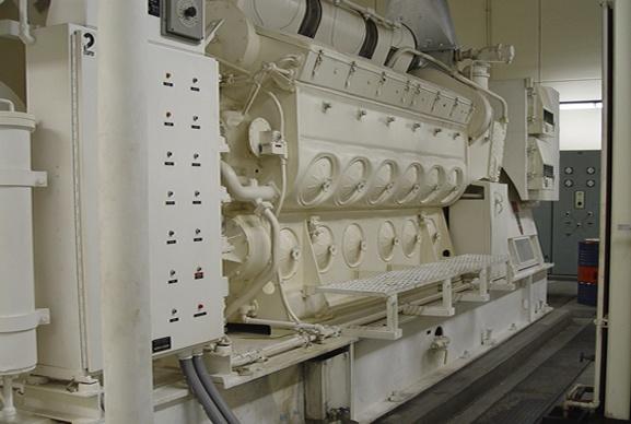 Motori di potenza e nautici