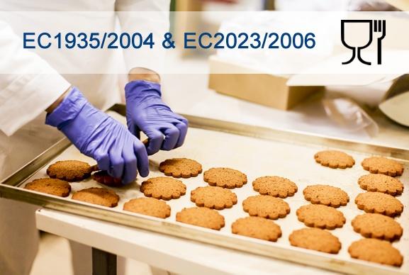Guarnizioni in gomma di qualità alimentare CE1935/2004 e CE2023/2006