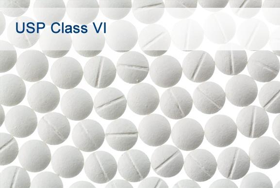 O-ring e guarnizioni USP Classe VI
