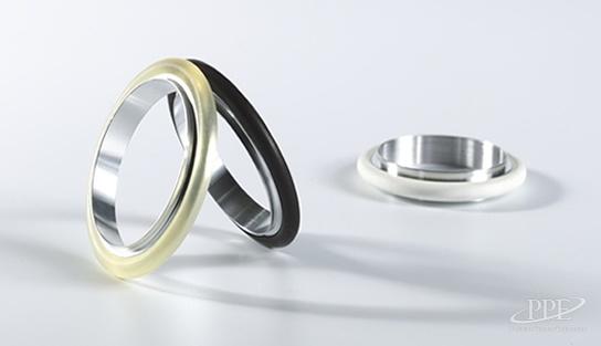 Raccordi flangiati KF - ISO - NW (anelli di centraggio)