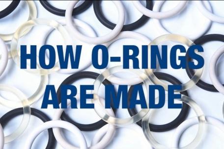 Come nasce un o-ring PPE